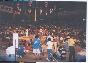 1996年 わんぱく相撲全国大会