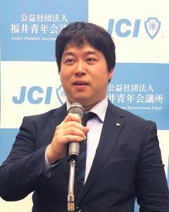 委員長 金木 隆敏